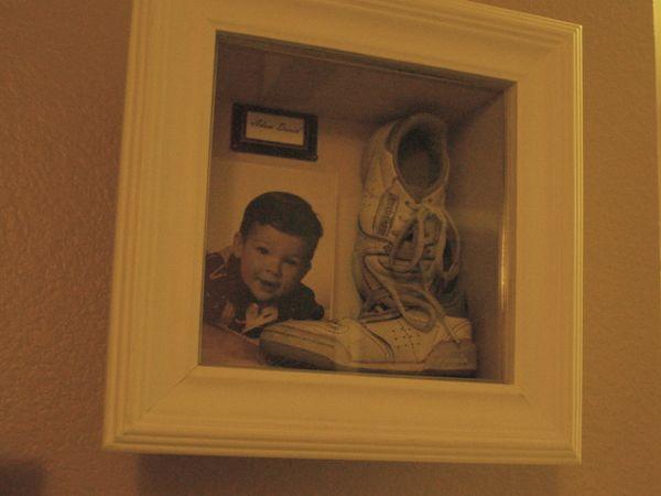 Shadow box Adam