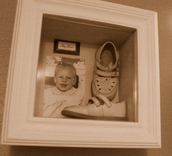 Shadow box Amy